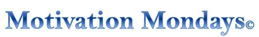 Motivation Monday Logo