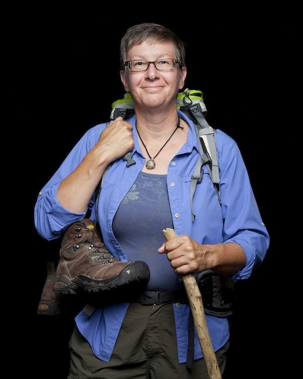 Loreen Niewenhuis (photo by Kevin J. Miyazaki)