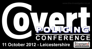 Covert Policing 11 Oct 2012