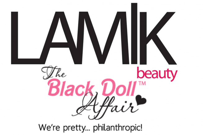 Black Doll Affair-We're Pretty...Philanthropic