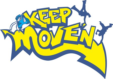 Official Keep Move'N Logo