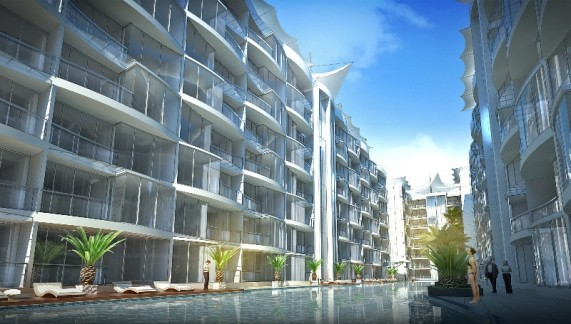 Artist Impression of Tulip Groups New project set for Sept Launch