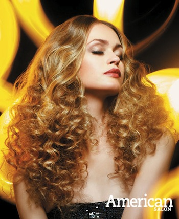 Redken's Golden Goddess