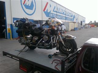 Harley Davidson - Australia to the world