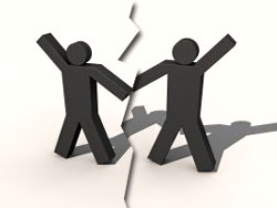 Dissolving a partnership is NOT hard to do