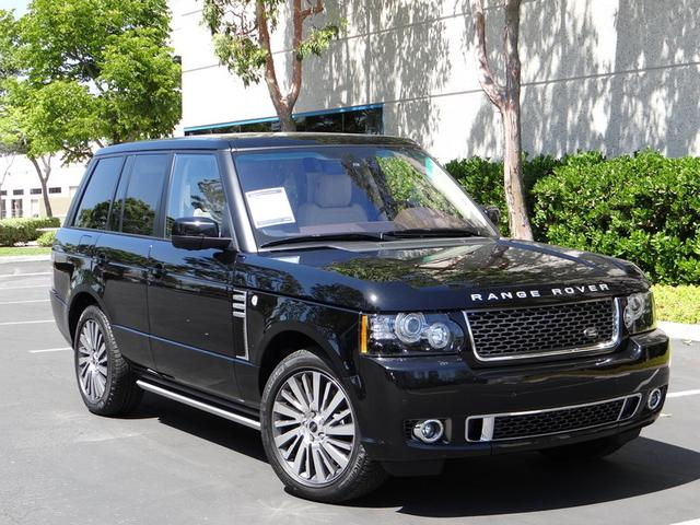 2012 Land Rover Range Rover Autobiography $10,000 off MSRP Call 1 ...