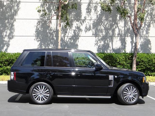Export USA 2012 Land Rover Range Rover Autobiography