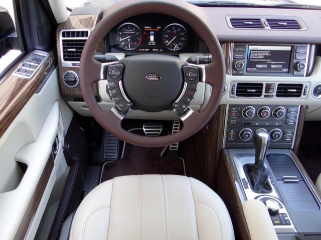 Export USA 2012 Land Rover Range Rover Autobiography