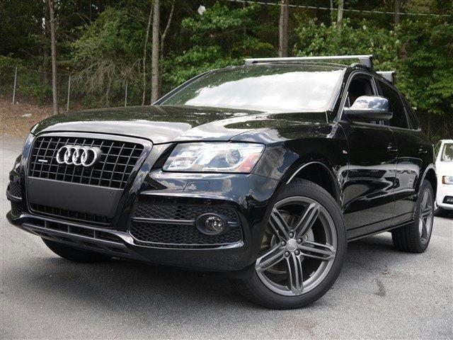 Export USA 2012 Audi Q5