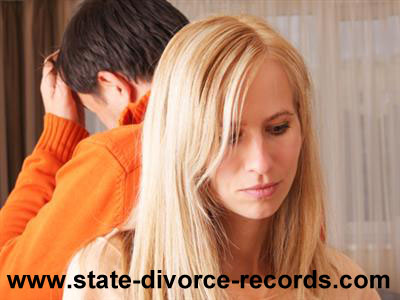 California Divorce Records