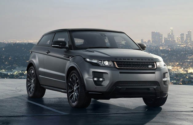2012 Evoque at Naples Luxury Imports