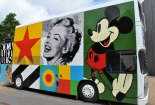 CAA Art Bus