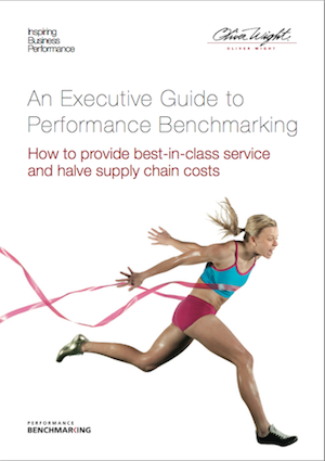Oliver Wight executive guide to performance benchmarking