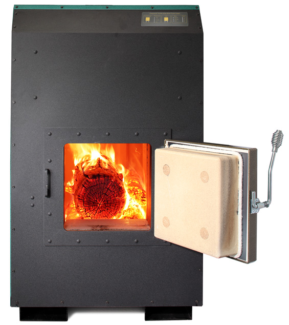 Greenwood Frontier CX Wood Boiler