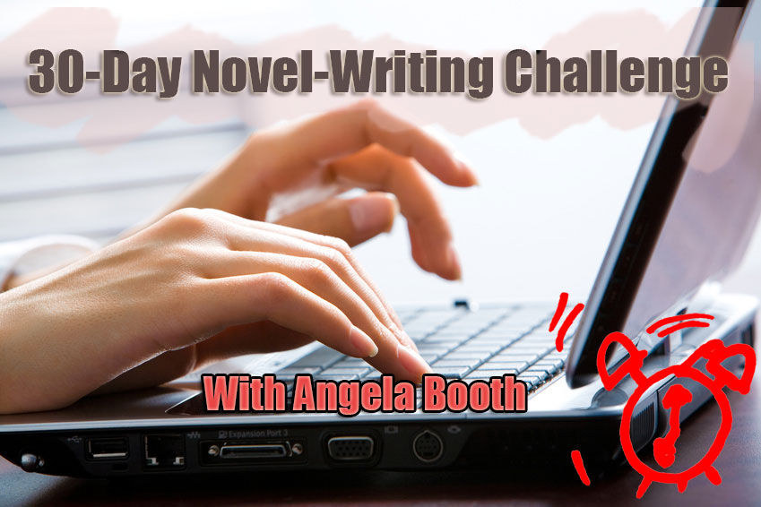 30-Day Novel-Writing Challenge Works