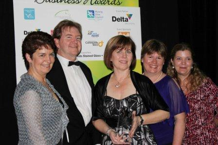 Wyong Chamber Awards Night 2012