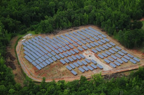 Rocky Creek Solar Farm