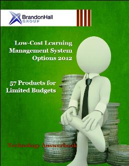 Low-cost LMS Options 2012