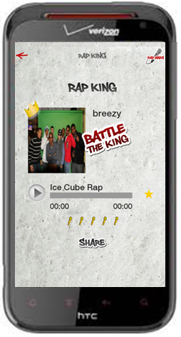 Battle the Rap King