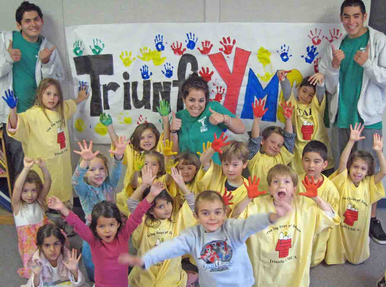 Triunfo YMCA Ready for Kids!