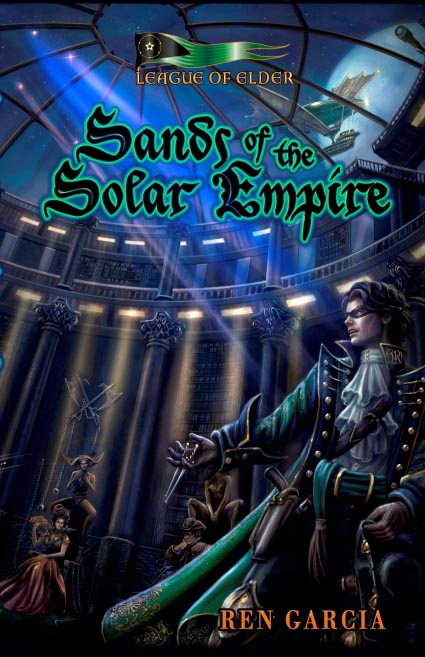 Sands of the Solar Empire Release