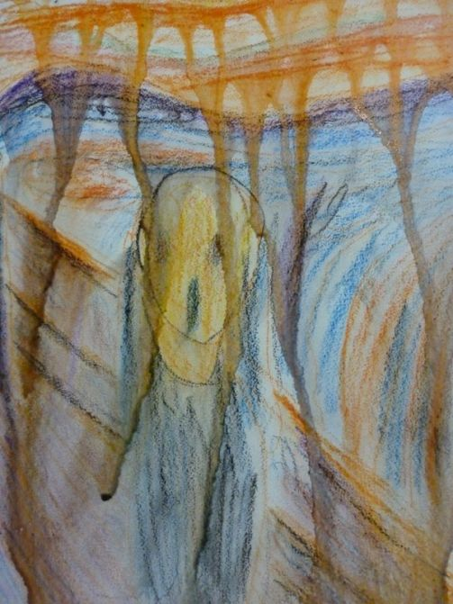 """Scream"" by Darrell Roberts"