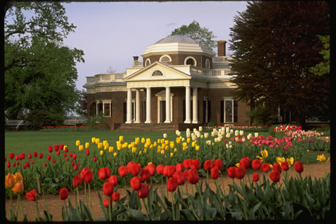 Plantation of Monticello by Virginia Tourism Corp.