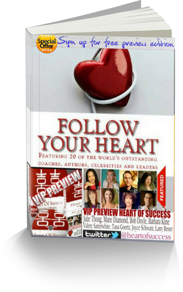 HEART OF SUCCESS BOOK PREVIEW