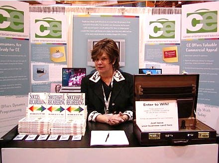 Joyce Schwarz, bestselling author SUCCESSFUL RECAREERING books and media seriees