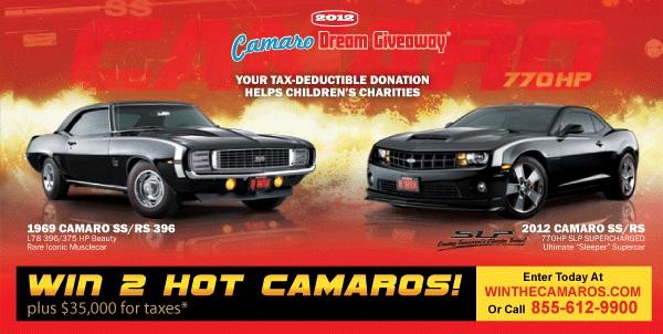 dream giveaway charities
