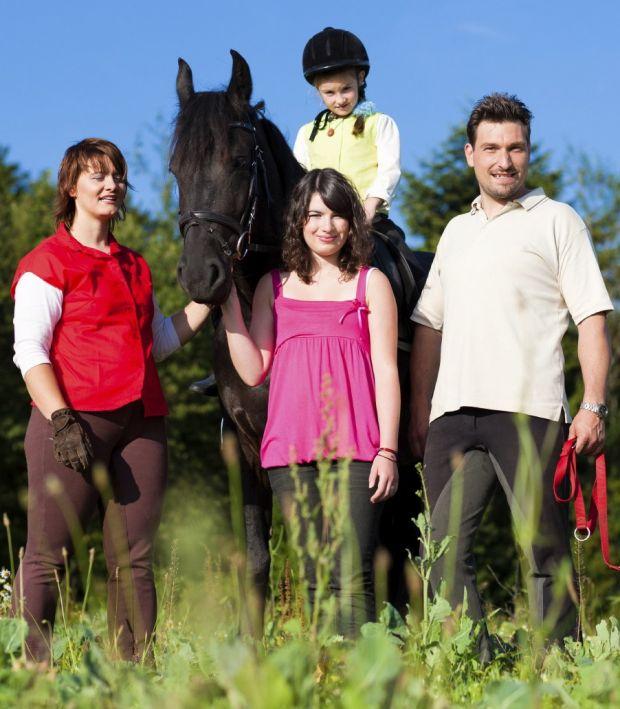 Equine Facilitated Family Capacity Building℠