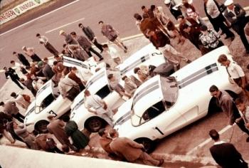 #1 Cunningham Car-Pic 1