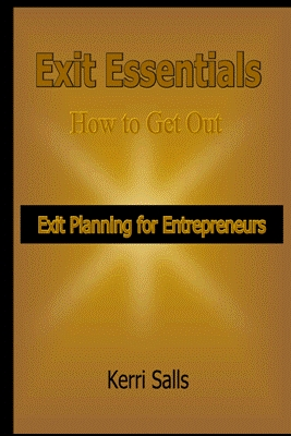 Exit Essentials Book Cover draft