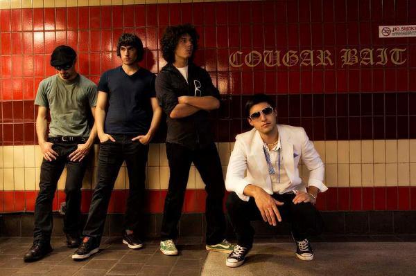 Boston's rocktronica sensation - Cougar Bait
