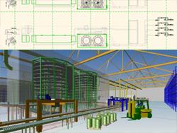 turnkey-process-line-factory-layout