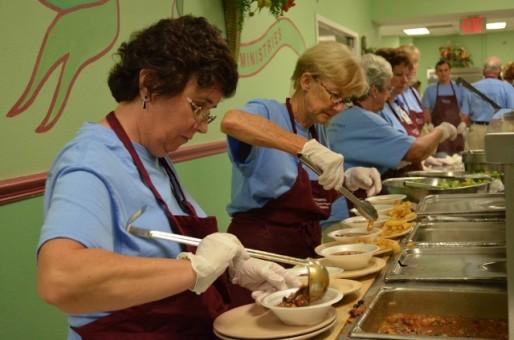 FHMMC Employees Volunteer at Halifax Urban Ministries