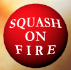 Squash on Fire - Logo