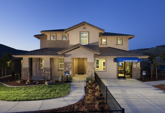 Lennar's Shenandoah at Blackstone in El Dorado Hills