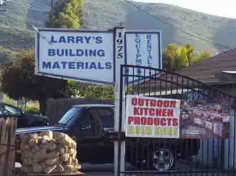 Larry's Building Materials
