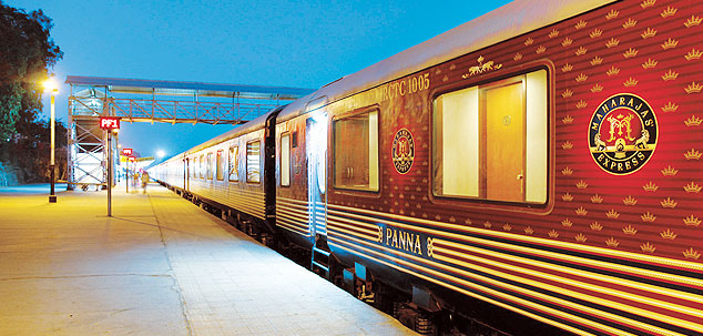 Maharaja Express Luxury Trains