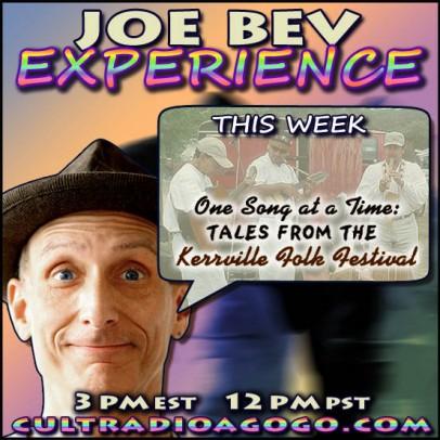 Kerrville Folk Festival documentary today 1 pm (ET)  on cultradioagogo.com