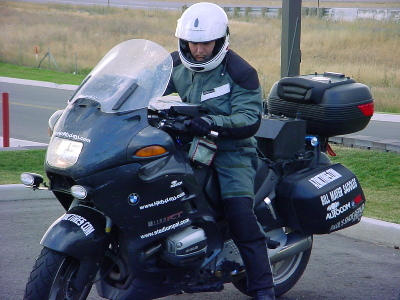 sponsored ride