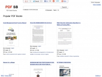 Advanced ebook search engine
