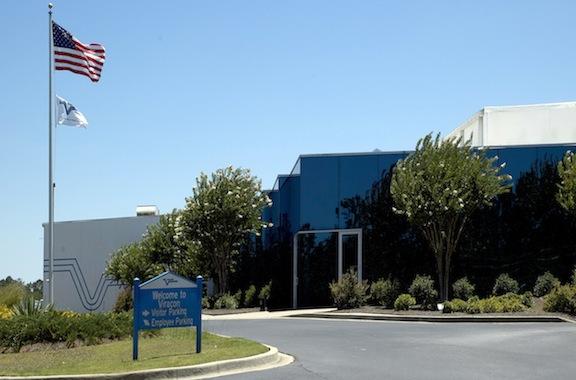 Statesboro Facility Entrance