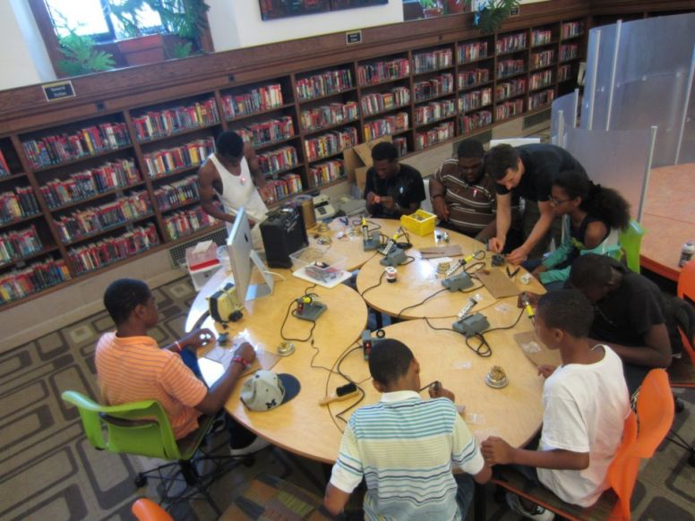 Teen MakerSpace