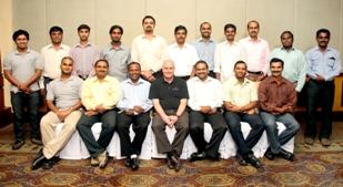 Nexans CSP Training seminar - Bangalore