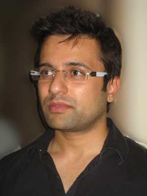 Sandeep Maheshwari, CEO - Imagesbazaar.com during Talk Show in Jaipur