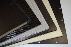 ACP offers a variety of sandwich panels.