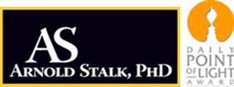 Arnold Stalk Point of Light Award