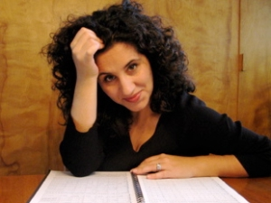 Roshanne Etezady, composer